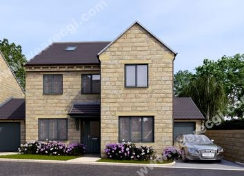 Thumbnail 5 bed detached house for sale in Plot 5, Howarth Gardens, Old Guy Road, Queensbury