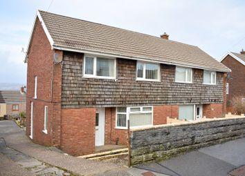 Thumbnail 3 bed semi-detached house for sale in Landeri, Winch Wen, Swansea