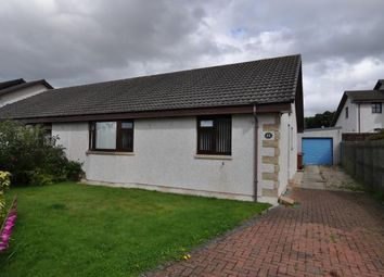 Thumbnail 2 bed semi-detached house for sale in 43 Mannachie Grove, Forres