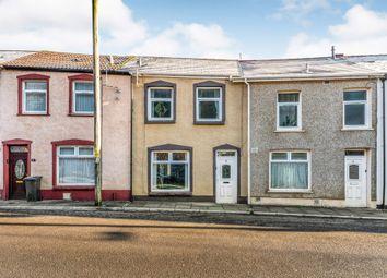 2 bed terraced house for sale in Griffith Terrace, Aberfan, Merthyr Tydfil CF48