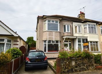 Thumbnail 3 bed end terrace house for sale in Crowborough Road, Southend-On-Sea, Essex