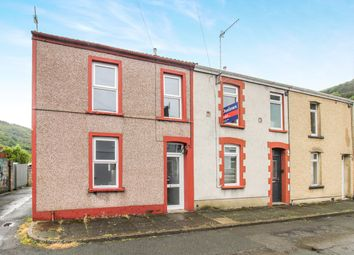 Thumbnail 2 bed end terrace house for sale in Stewart Street, Cwm, Ebbw Vale