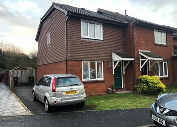 Thumbnail 3 bed semi-detached house to rent in Ladysmith Close, Christchurch
