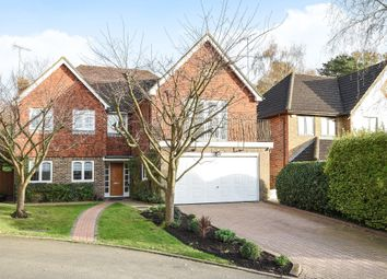Thumbnail 5 bed detached house for sale in Willow End, Northwood