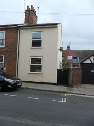Thumbnail 2 bedroom end terrace house to rent in Tennyson Road, Lowestoft