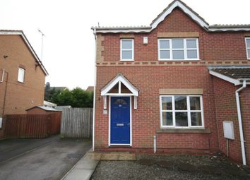 Thumbnail 3 bed semi-detached house to rent in Sailors Wharf, Hull