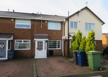 Thumbnail 2 bed town house for sale in Westcliffe Way, Brosley Estate, South Shields