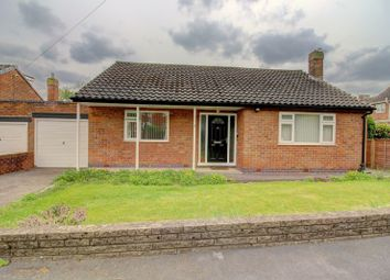 Thumbnail 2 bed detached bungalow for sale in Stephenson Close, Glascote, Tamworth