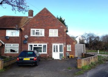 Thumbnail 4 bed semi-detached house for sale in Nutbourne, Chichester, West Sussex