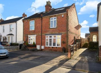 Thumbnail 3 bed semi-detached house for sale in Queens Road, Egham