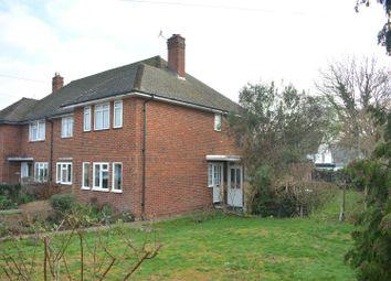 Thumbnail 2 bed maisonette for sale in Burnet Grove, Epsom