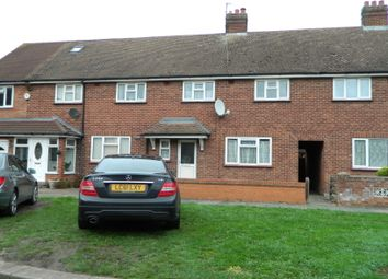 Thumbnail 3 bed terraced house to rent in Mareth Road, Bedford