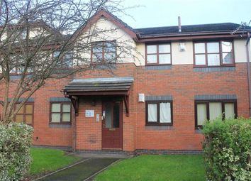 Thumbnail 1 bed flat for sale in Longford Place, Victoria Park, Manchester