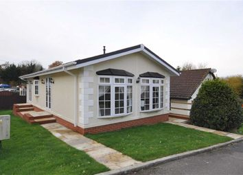 Thumbnail 2 bedroom mobile/park home for sale in Newlands Park, Bedmond Road, Abbots Langley