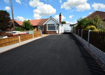 Thumbnail 2 bed semi-detached bungalow for sale in Beeches Avenue, Spondon, Derby