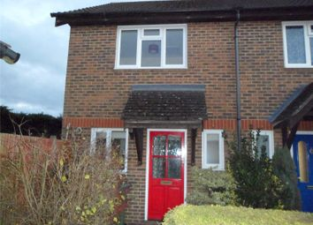 Thumbnail 2 bed terraced house to rent in Searing Way, Tadley, Hampshire