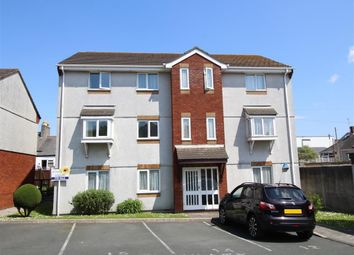 Thumbnail 2 bedroom flat for sale in Drake Court, Plymouth