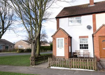 Thumbnail 2 bed end terrace house for sale in Flax Mill Walk, Gilberdyke, East Yorkshire