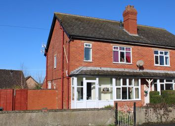 Thumbnail 3 bed semi-detached house for sale in Highmore Street, Hereford