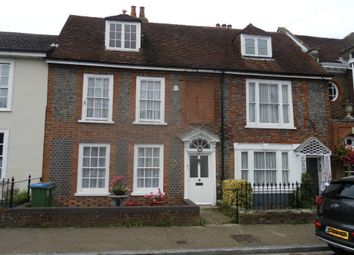 Thumbnail 4 bedroom cottage for sale in Castle Street, Portchester