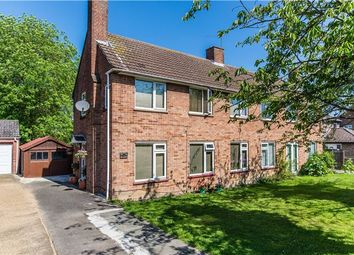 Thumbnail 4 bedroom semi-detached house for sale in Thornton Way, Girton, Cambridge