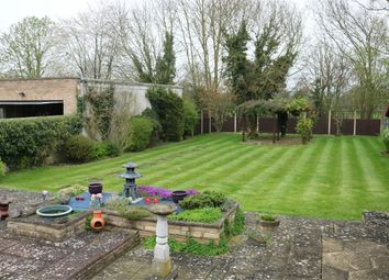Thumbnail 3 bed detached bungalow for sale in Lindra, Main Street, Southorpe, Stamford, Lincolnshire