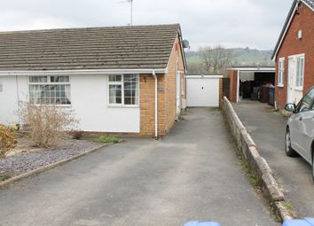 Thumbnail 2 bed semi-detached bungalow for sale in Long Valley Road, Gillow Heath, Biddulph