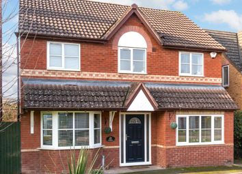 Thumbnail 4 bed detached house for sale in Douglas Way, Bicton Heath, Shrewsbury