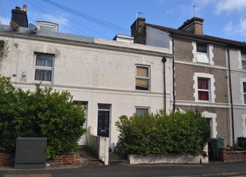 Thumbnail 3 bed terraced house to rent in Somerset Road, Ashford