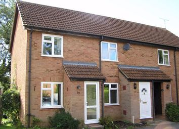 Thumbnail 1 bed end terrace house for sale in Twyford Road, Jersey Farm, St Albans, Hertfordshire