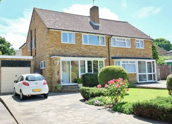 Thumbnail 3 bedroom semi-detached house for sale in Woodley Road, Orpington