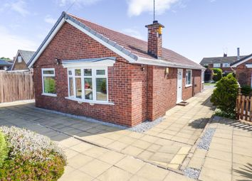 Thumbnail 3 bed detached bungalow for sale in Pine Walk, Uttoxeter, Staffordshire