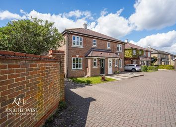 Thumbnail 3 bed semi-detached house for sale in Vitellus Close, Colchester