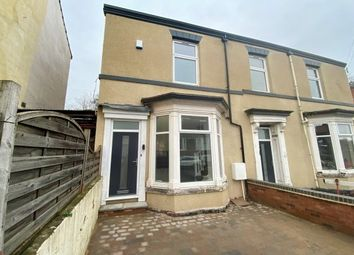 Thumbnail 3 bed semi-detached house to rent in Hurworth Road, Darlington