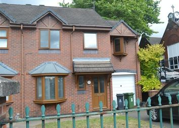 Thumbnail 4 bedroom property for sale in Glebe Street, Walsall