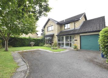 Thumbnail 4 bed detached house for sale in Station Road, Woodmancote
