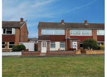 Thumbnail 3 bed end terrace house for sale in Danes Court, Great Cornard, Sudbury