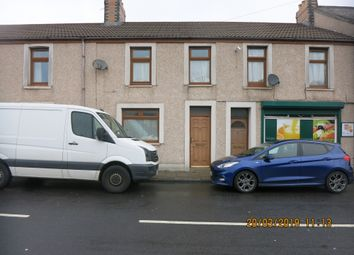 Thumbnail 2 bed terraced house for sale in Ysguthan Road, Aberavon, Port Talbot