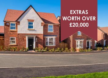 """Thumbnail 4 bedroom detached house for sale in """"Mitchell"""" at Birmingham Road, Bromsgrove"""
