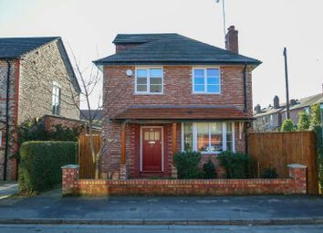 Thumbnail 4 bed detached house for sale in York Road, Bowdon, Altrincham
