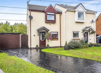 Thumbnail 2 bed semi-detached house for sale in Carr Meadow, Bamber Bridge, Preston, Lancashire