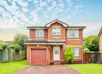Thumbnail 4 bed detached house for sale in Findhorn Crescent, Inverkip, Greenock