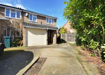 Thumbnail 3 bed semi-detached house to rent in Haslam Close, Uxbridge