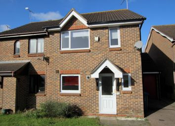 Thumbnail 3 bed end terrace house to rent in Yewtree Grove, Kesgrave, Ipswich