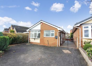 Thumbnail 2 bed detached bungalow for sale in Chatsworth Drive, Werrington, Stoke-On-Trent