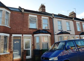 Thumbnail 3 bedroom terraced house to rent in Coleridge Road, St. Thomas, Exeter