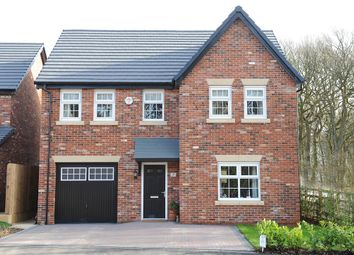 "Thumbnail 4 bed detached house for sale in ""Harley"" at D'urton Lane, Broughton, Preston"