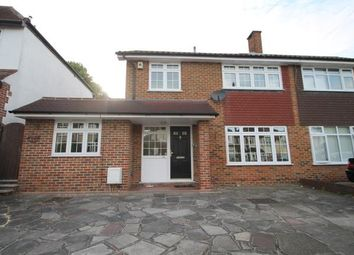Thumbnail 4 bedroom semi-detached house for sale in St. Johns Road, Sidcup, Kent, .