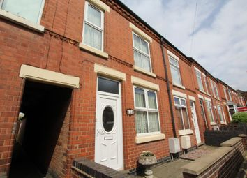 Thumbnail 3 bed terraced house for sale in High Street, Barwell, Leicester