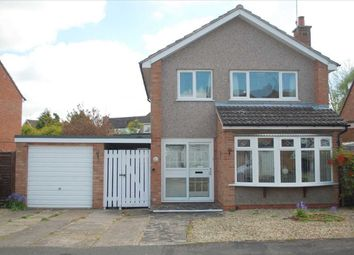 Thumbnail 3 bed detached house to rent in Hadrians Walk, Alcester, Alcester